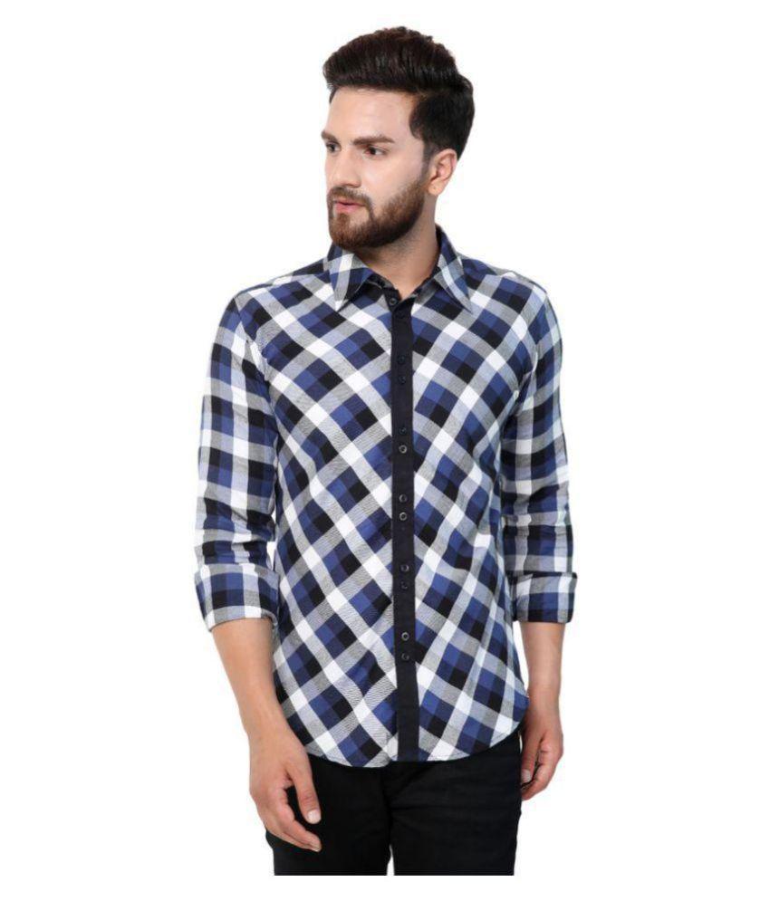 Mode Connection 100 Percent Cotton Shirt