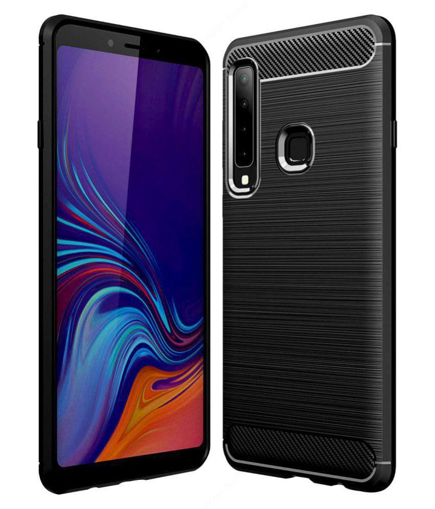 Samsung Galaxy A9 2018 Hybrid Covers SLR - Black