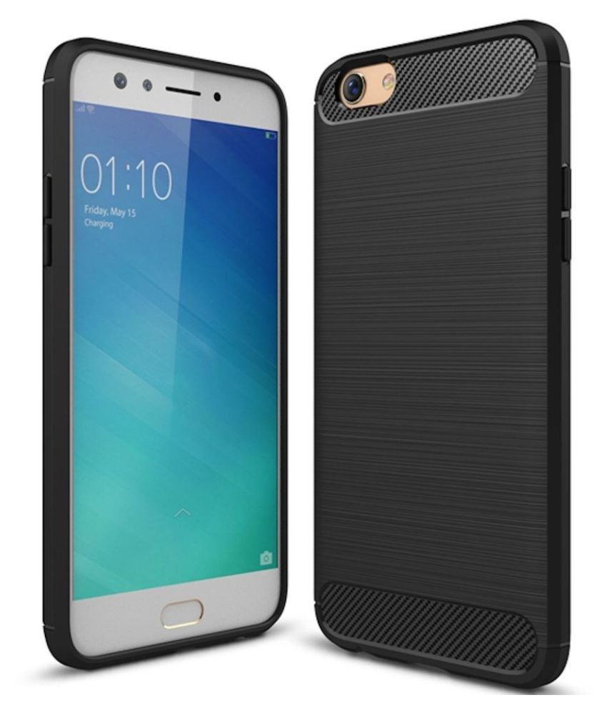 Oppo F3 Hybrid Covers TAG - Black