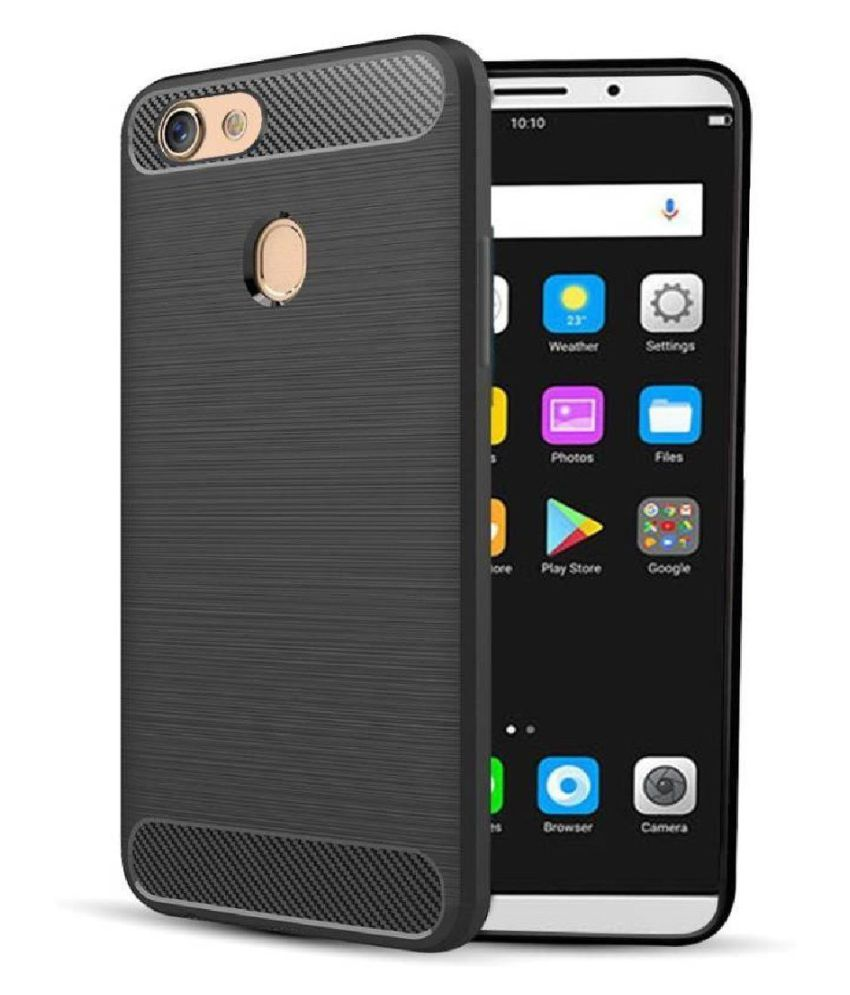 Vivo Y83 Hybrid Covers TAG - Black