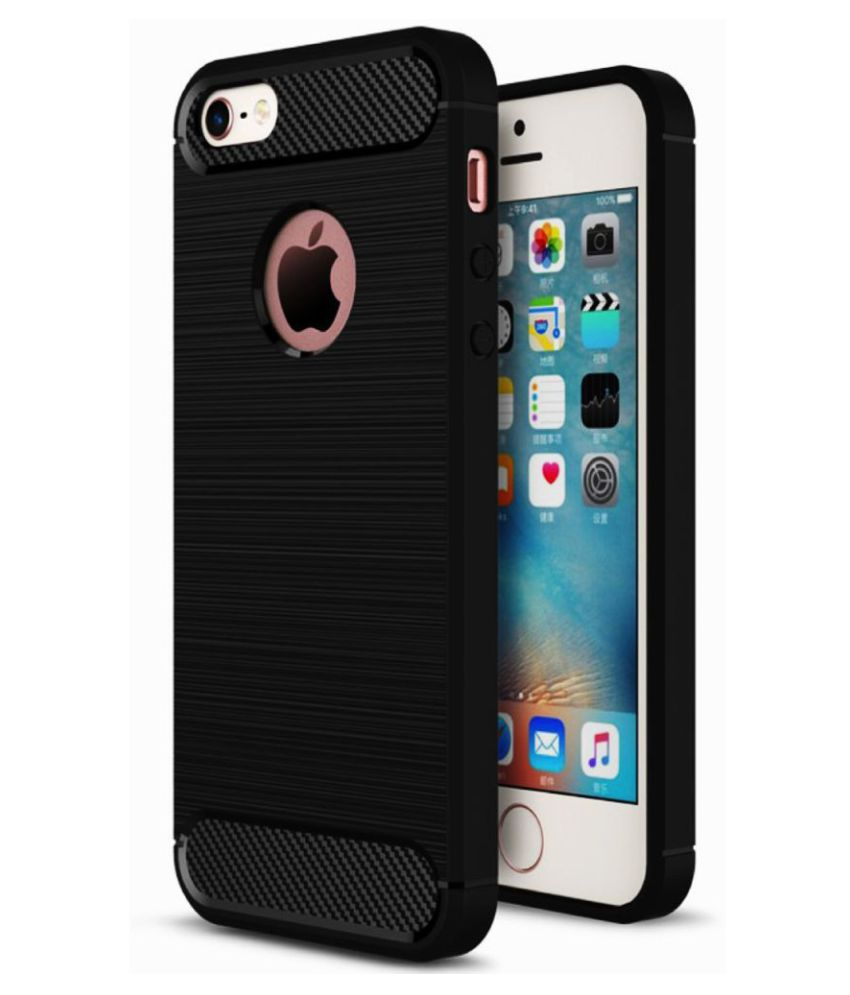 Apple iPhone 5 Hybrid Covers TAG - Black