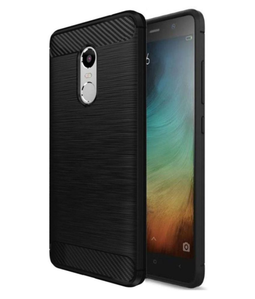 Xiaomi Mi Note 4 Hybrid Covers TAG - Black