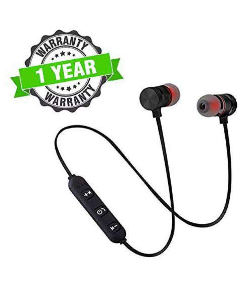 7ac05aecaeb Mobicafe Magnet003 Neckband Wireless Earphones With Mic - Buy Mobicafe  Magnet003 Neckband Wireless Earphones With Mic Online at Best Prices in  India on ...