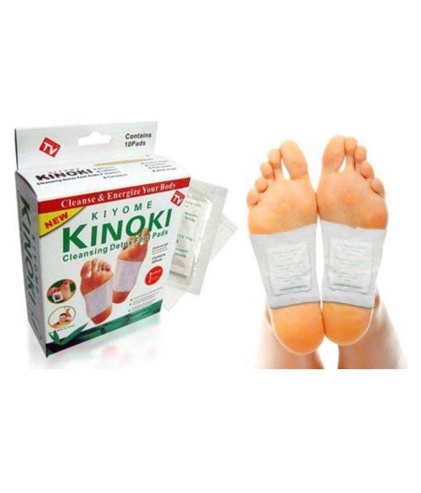 CAREYOURSELF CLEANSING DETOX FOOT PADS Regular