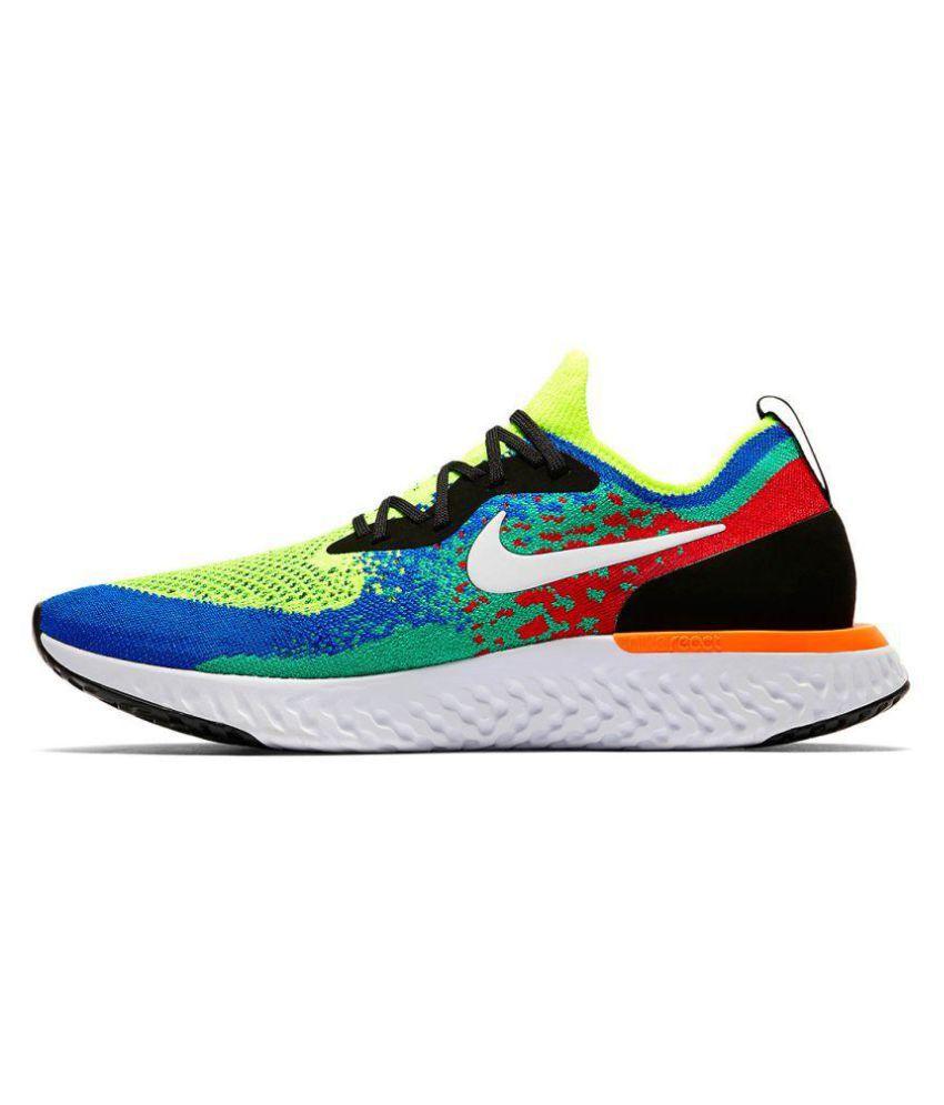 Buy Nike EPIC REACT FLYKNIT 2 NEON RED