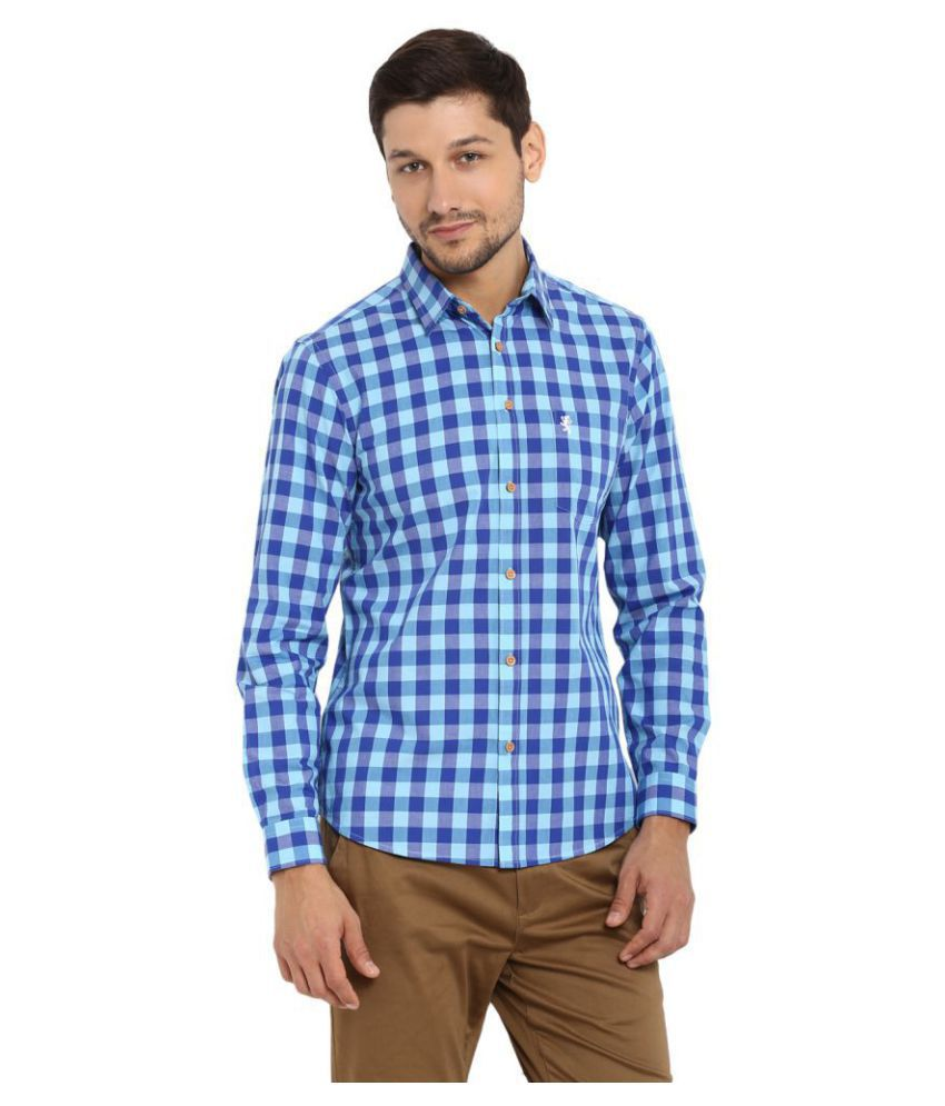 Red Tape 100 Percent Cotton Shirt