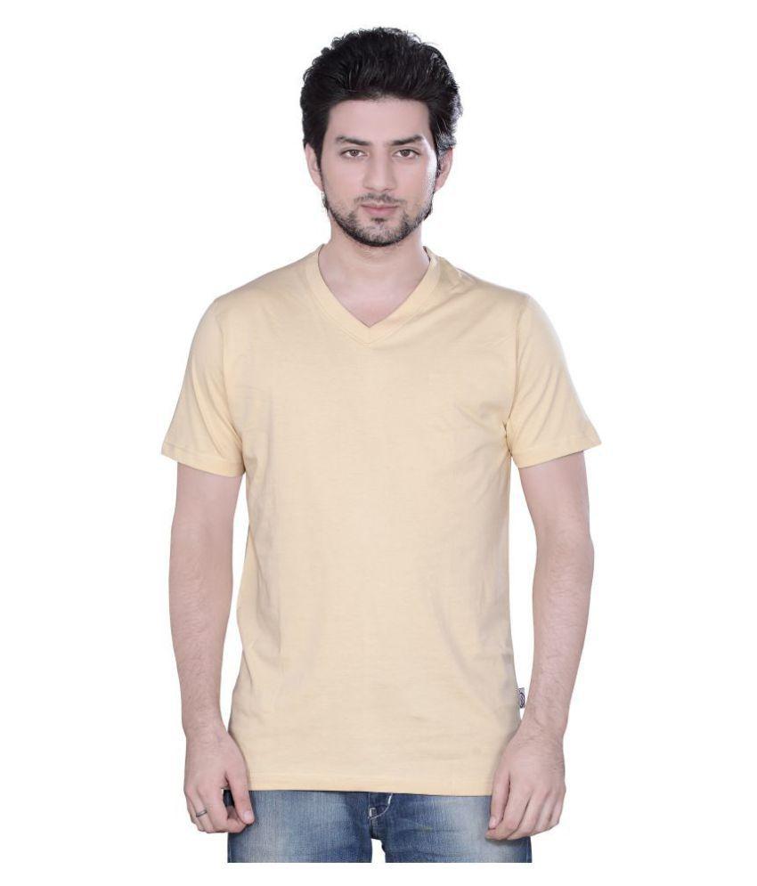 Zebu Purple Half Sleeve T-Shirt Pack of 1
