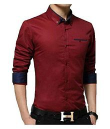 f20af79bd10 Shirt - Buy Mens Shirts Online at Low Prices in India - Snapdeal
