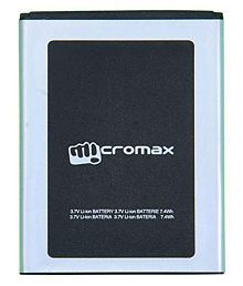 Micromax Canvas Juice A77 Batteries: Buy Micromax Canvas