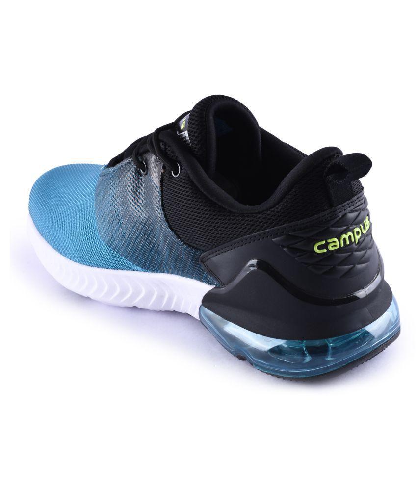 Campus STYGER-PRO Running Shoes Green