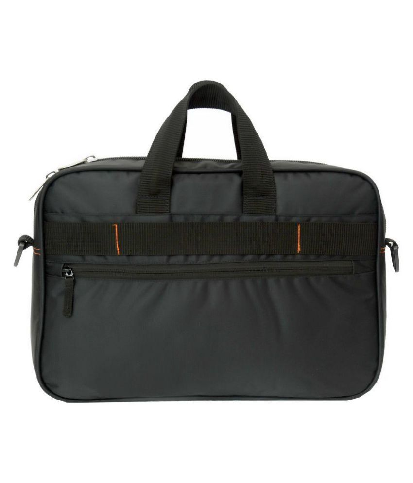 0b9dd36de kelvin planck side bag for men Black Polyester Office Bag - Buy ...