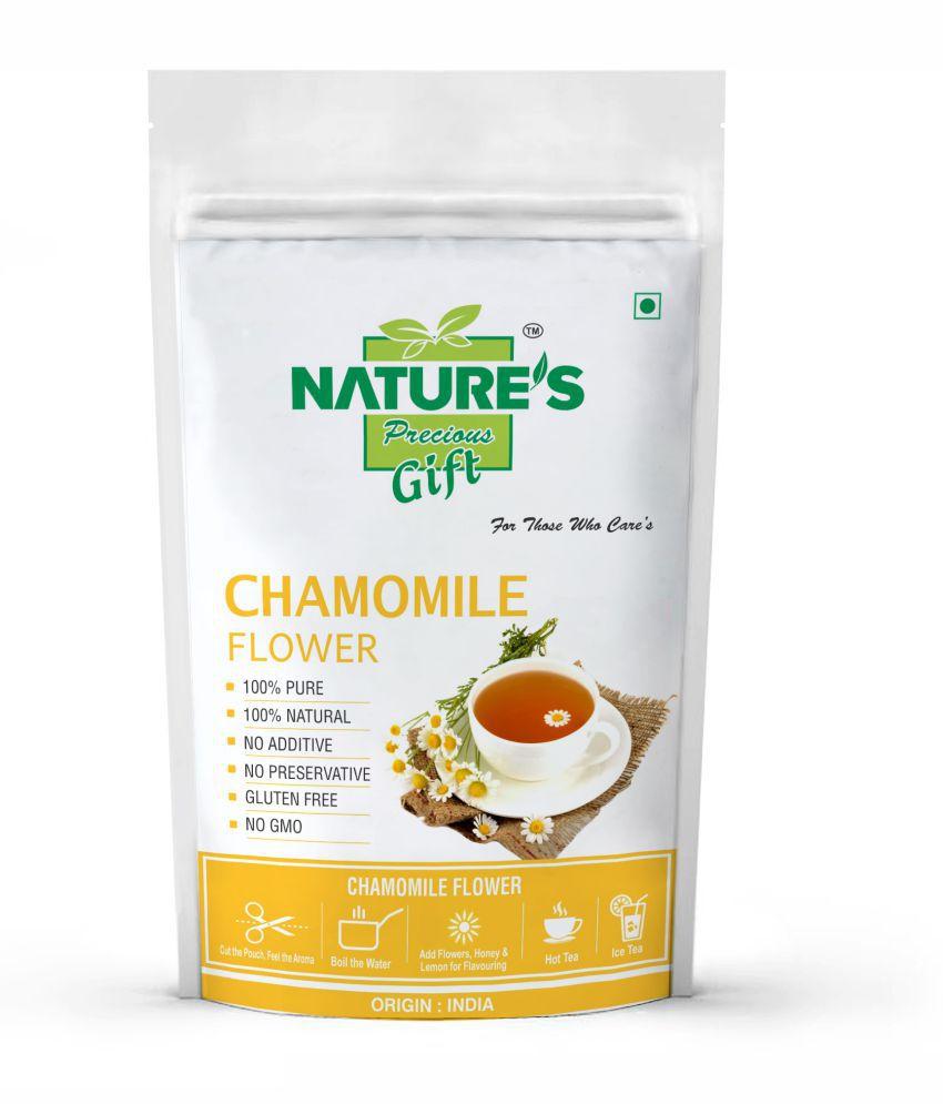 Nature's Gift Chamomile Tea Loose Leaf 200 gm