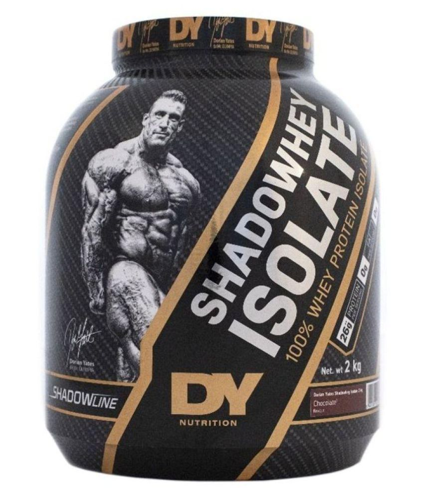 DY SHADOW WHEY ISOLATE 2000 gm