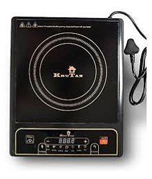 Krutan IN4453920KR 1300 Watt Induction Cooktop