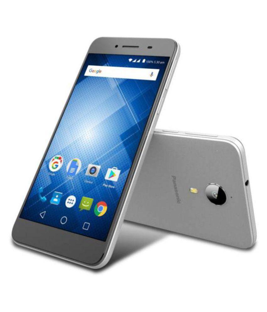 buy popular 265ce 9e2e9 Panasonic Eluga I3 Mega ( 16GB , 3 GB ) Silver