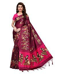415d81c6e Maroon Saree  Buy Maroon Saree Online in India at low prices - Snapdeal