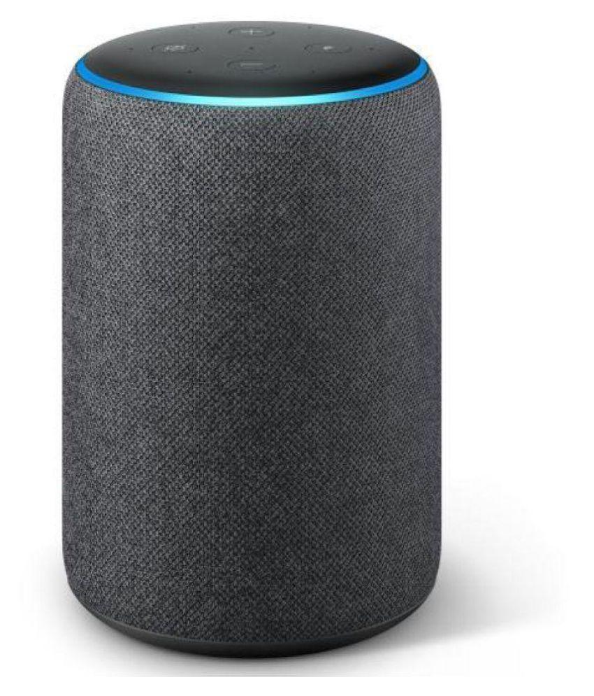 Amazon Echo Plus (2nd gen) Bluetooth Speaker
