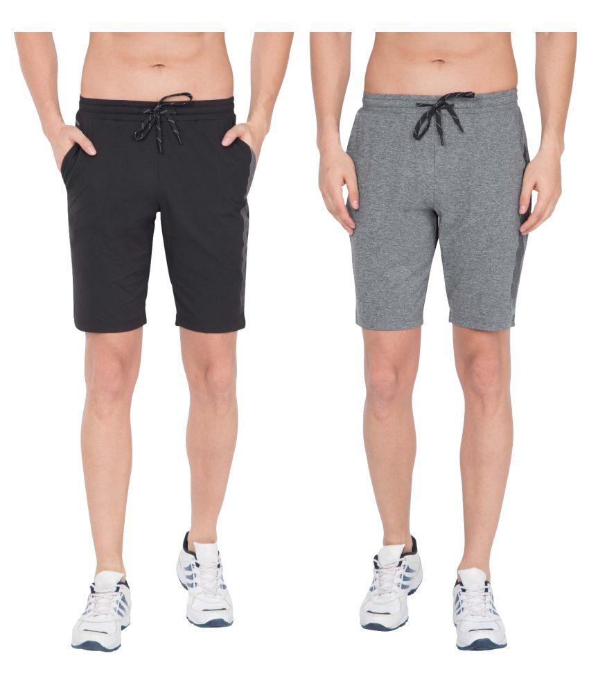 Jockey Multi Shorts