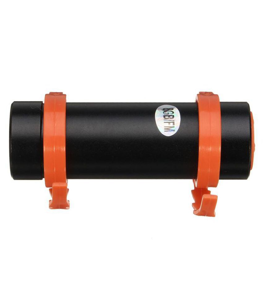 Cylinder Form Underwater Swimming MP3 Music Player Waterproof Sport Earphone 4GB