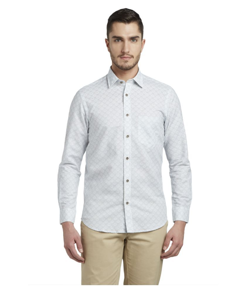 Colorplus Cotton Blend Shirt
