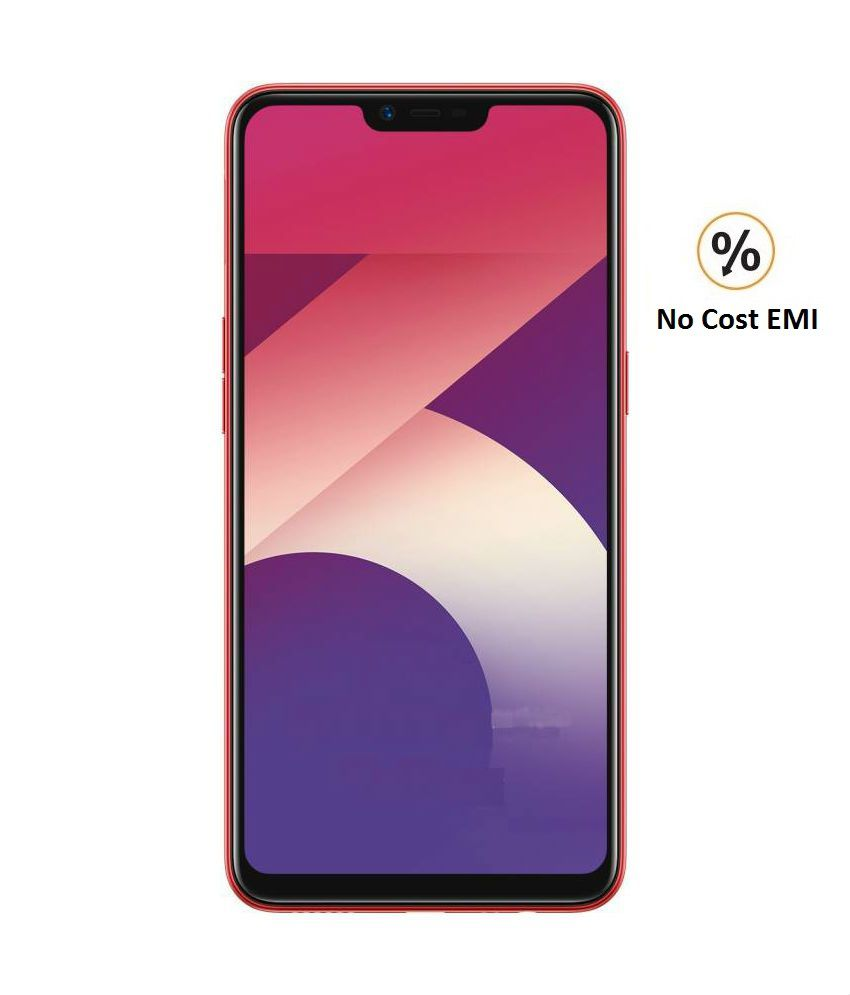 OPPO A3S ( 32GB , 3 GB ) Red
