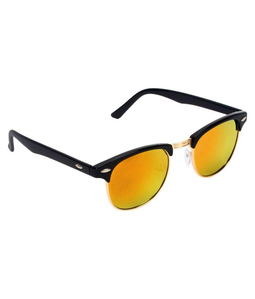 Zyaden - Multicolor Panto Sunglasses ( SCM-21 )