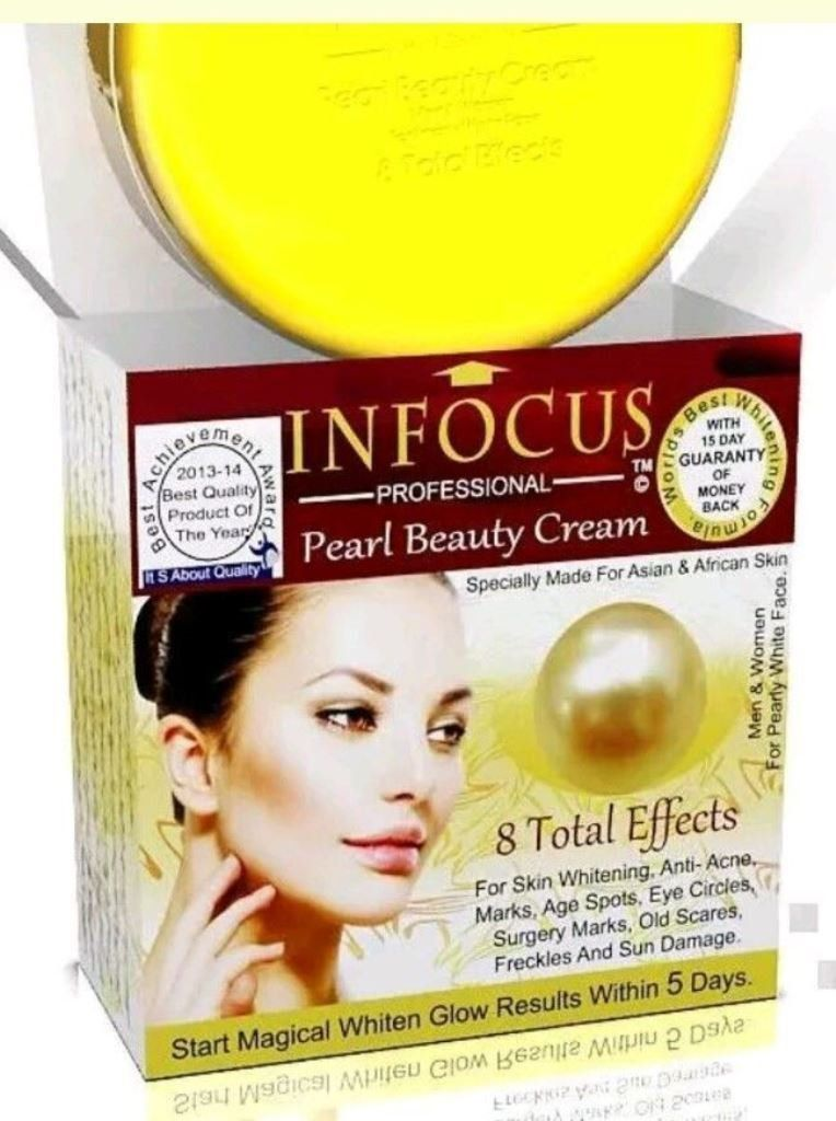 I Care Beauty Infocus Pearl Beauty  Day Cream 30 gm
