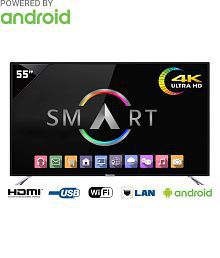 ba1748bee2ddd Quick View. WESTWAY by Weston WEL-5500 140 cm ( 55 ) Smart Android Ultra HD  (4K) LED Television