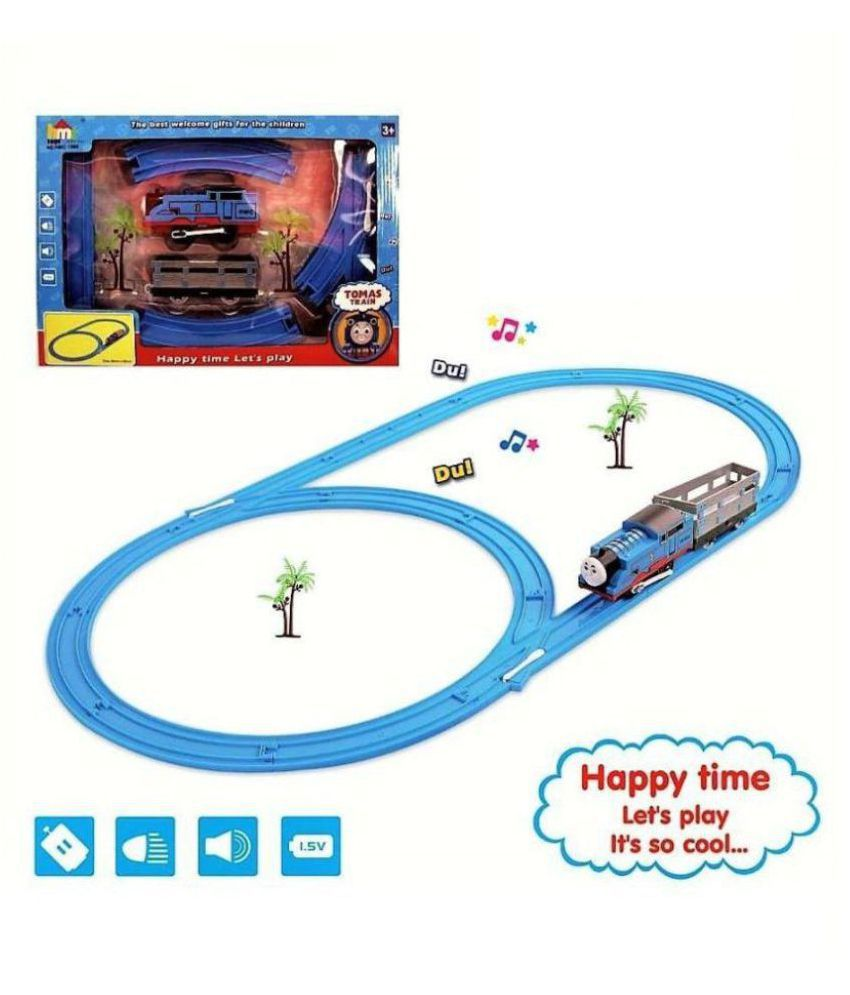 bestie toys thomas friends train battery operated set with rh snapdeal com