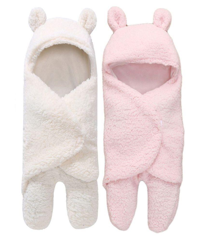My newborn multi colour flannel baby blanket 70 cm x 80 cm 2 pcs buy my newborn multi colour flannel baby blanket 70 cm x 80 cm 2 pcs at best