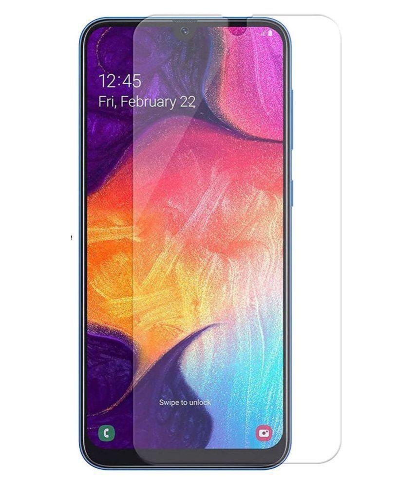 Samsung Galaxy A30 6D Screen Guard By Big B 11...