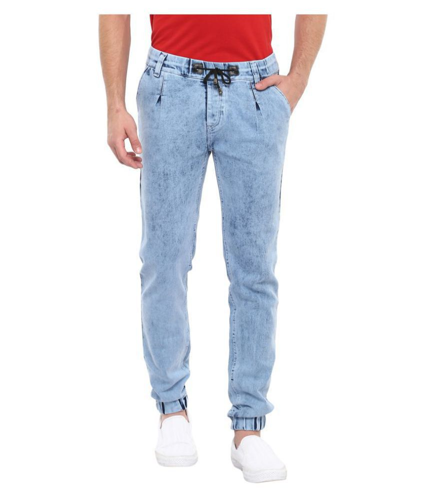 Urbano Fashion Light Blue Slim Jeans