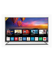 Nacson NS5115S4K 124 cm ( 49 ) Smart Ultra HD (4K) LED Television With 1+2 Year Extended Warranty