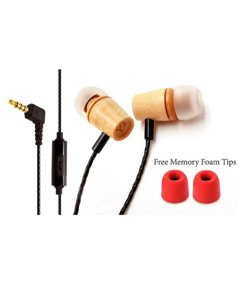 Signature Acoustics Element C12 Version 2.1 In Ear Wired With Mic Headphones/Earphones