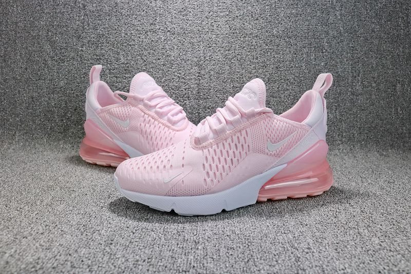 e1625698a Nike Air Max 270 Pink Womens Running Shoes Price in India- Buy Nike ...