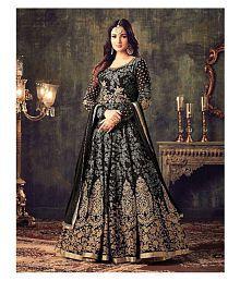 Black Salwar Suits: Buy Black Salwar Kameez Online at Low Prices in