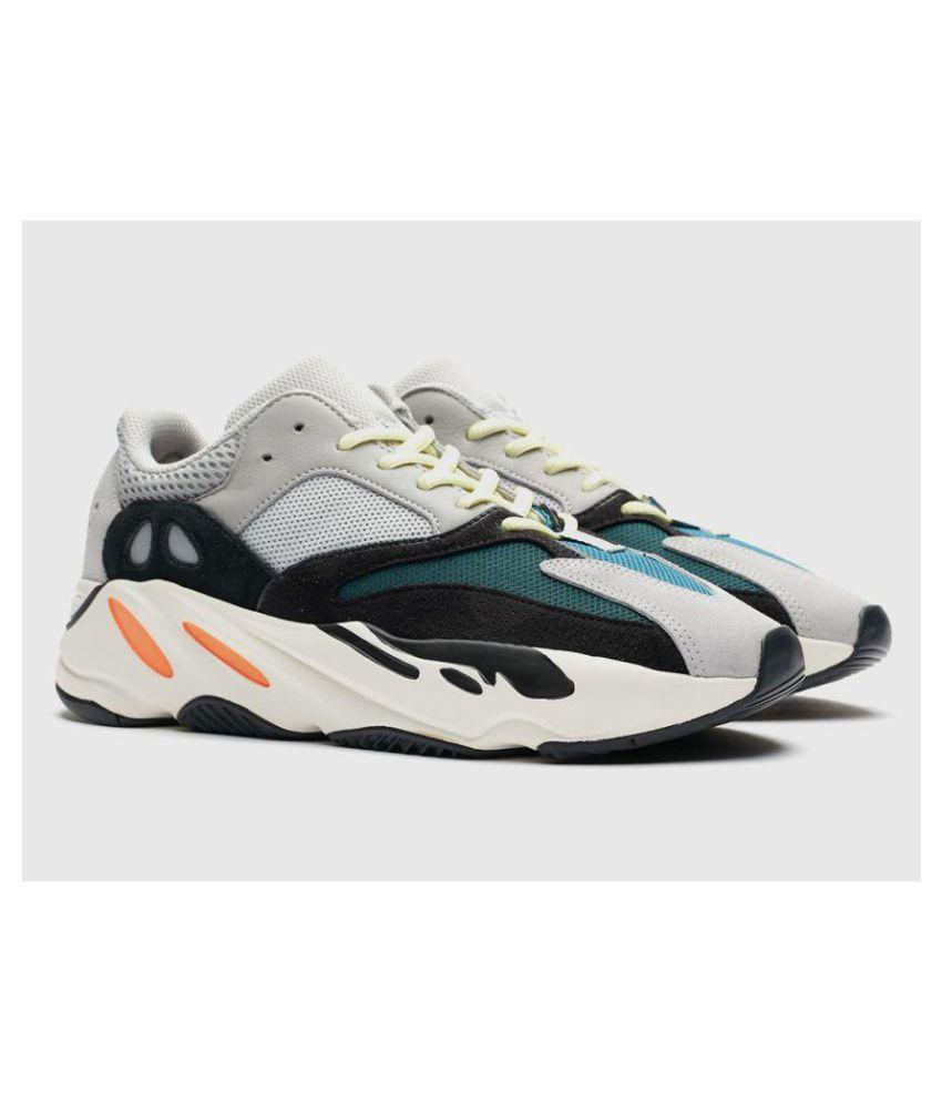 best sneakers fdfc8 65d7d ADIDAS YEEZY 700 YEEZY 700 INERTIA Running Shoes Multi Color