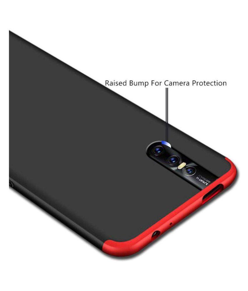 Vivo V15 Pro Hybrid Covers JMA - Red Original Gkk 360° Protection Slim Case
