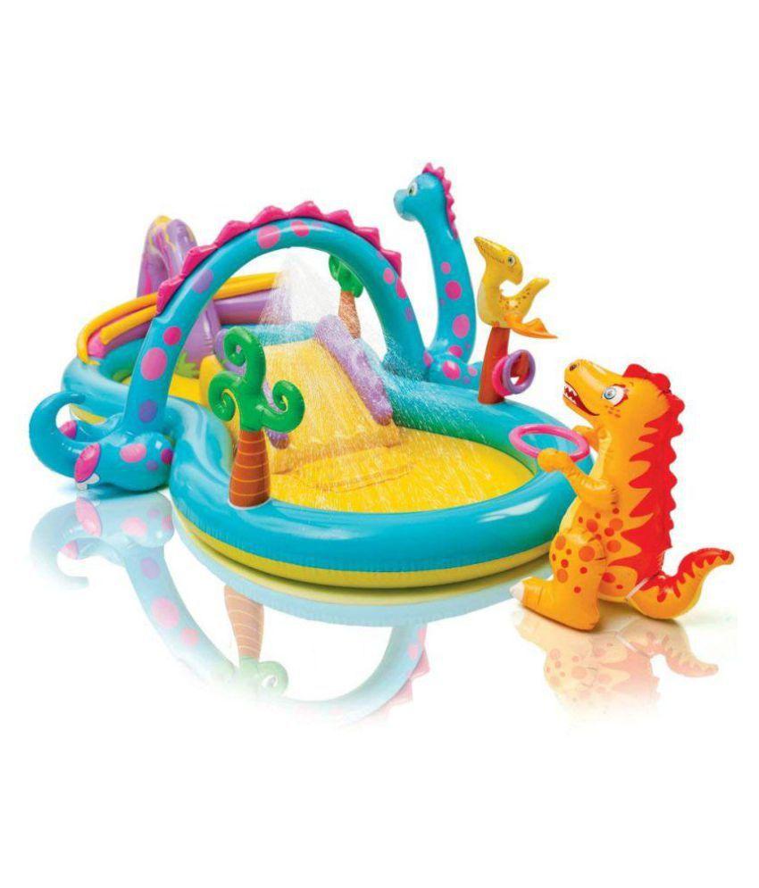 crazy toys Dinoland Inflatable Play Center, 131