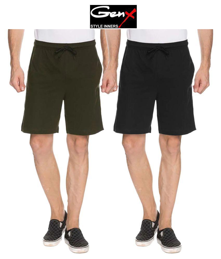 Genx Multi Shorts