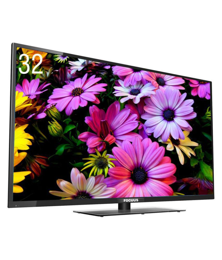 Focuus Focuus32NS 80 cm ( 32 ) Full HD (FHD) LED Television With 1+1 Year Extended Warranty