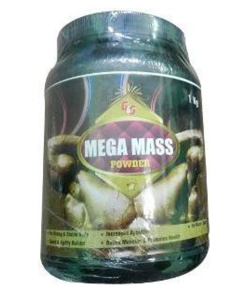 Ayurveda Cure Mega Mass 500 gm Weight Gainer Powder