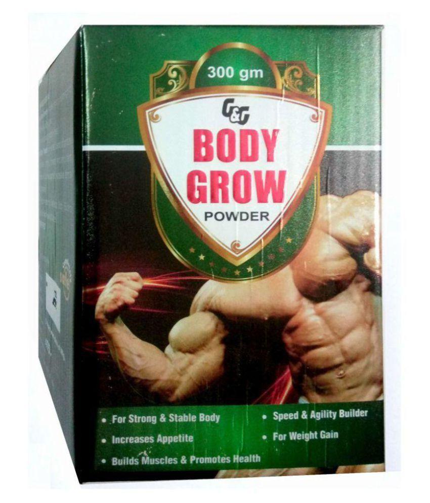 Ayurveda Cure Body Grow 300 gm Mass Gainer Powder