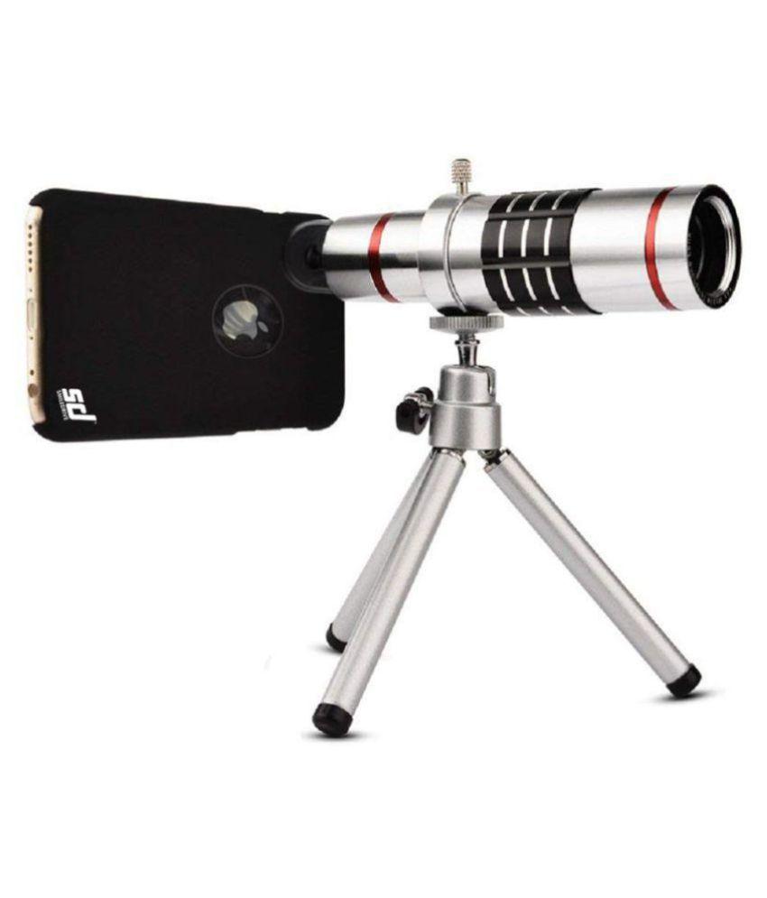 finest selection 42c7c e1db7 Smiledrive 18X Telescope Lens KIT Set-Zoom Lens, Case, Tripod 30 mm ...