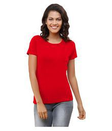 0e27fceea Women s Tees   Polos  Buy T-shirts for Women Online at Best Prices ...