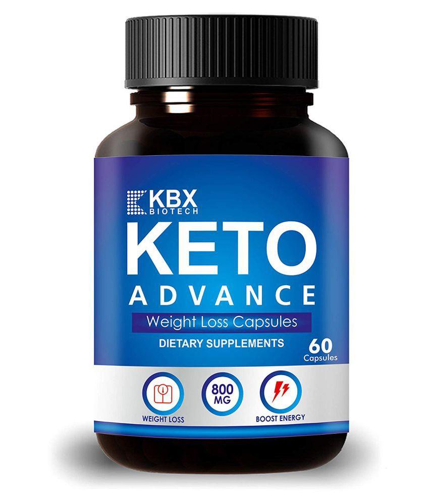 KORBAX BIOTECH Korbax Biotech Inc Keto Capsules Weight Loss Supplement Natural Advanced Fat Burner 800 MG(Green Tea +Garcinia Cambogia + Green coffee) 90 CAPSULES 60 gm Unflavoured Single Pack