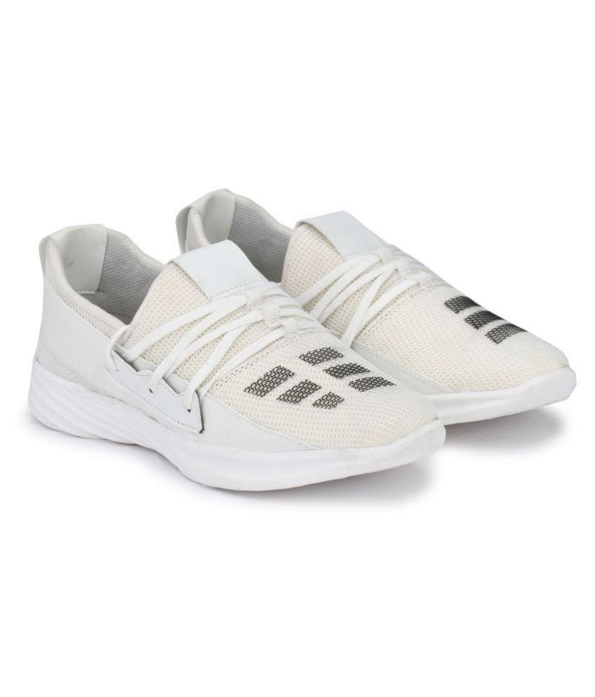 Magnet Sneakers White Casual Shoes