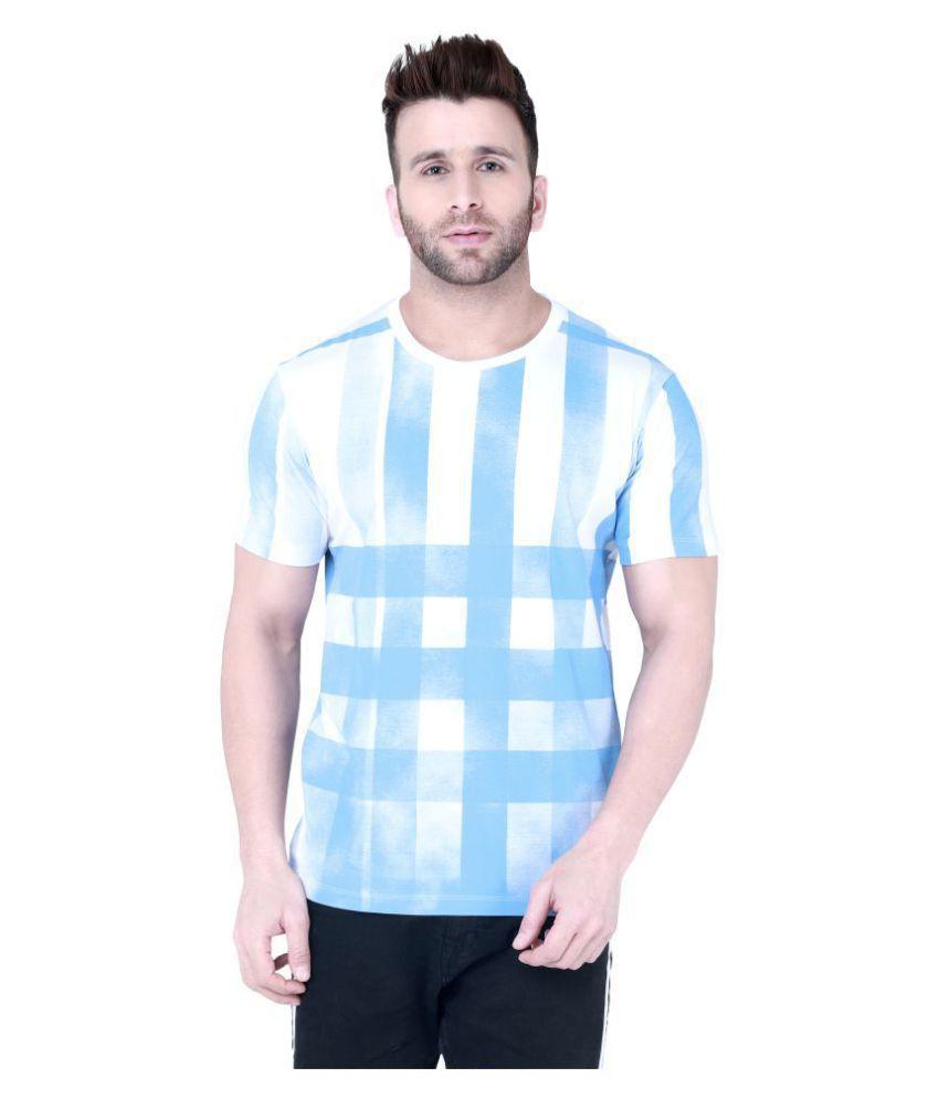 Vivid Bharti Multi Half Sleeve T-Shirt