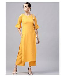 91b7d18c3df Bell sleeves Stitched Kurtis: Buy Bell sleeves Stitched Kurtis ...