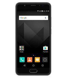 YU YUREKA MICROMAX YU5040 ( 32GB , 4 GB ) Matte Black